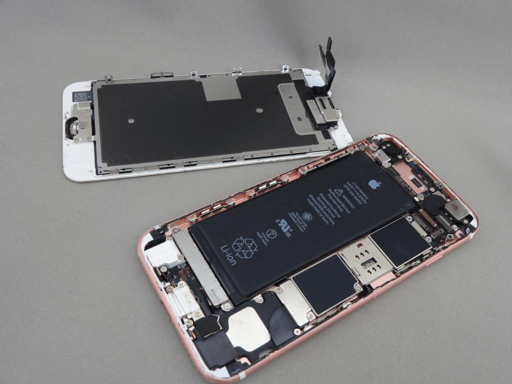 iPhone6s 分解