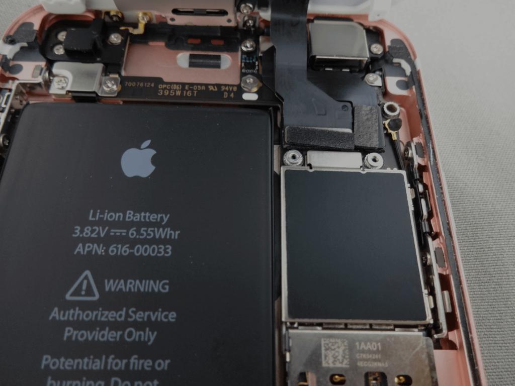 iPhone6s 液晶交換