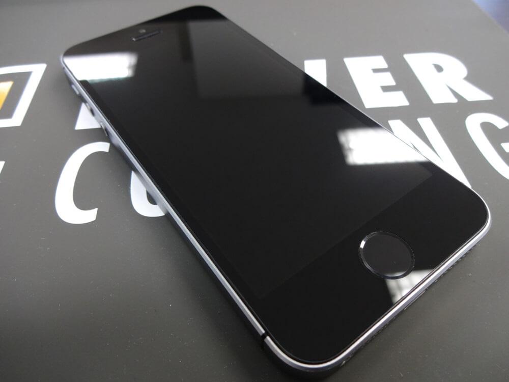 iPhone 指紋防止