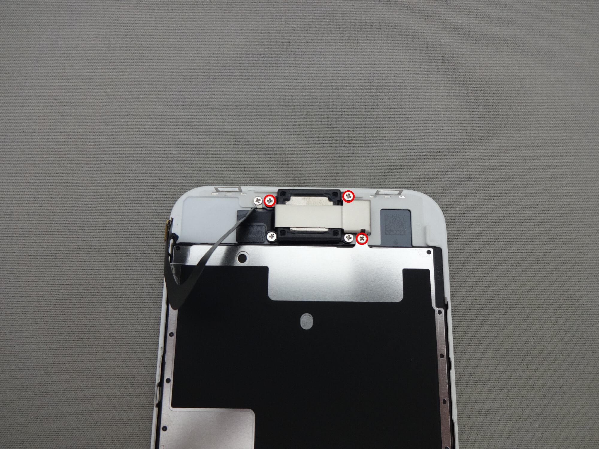 iPhone8 イヤスピーカー