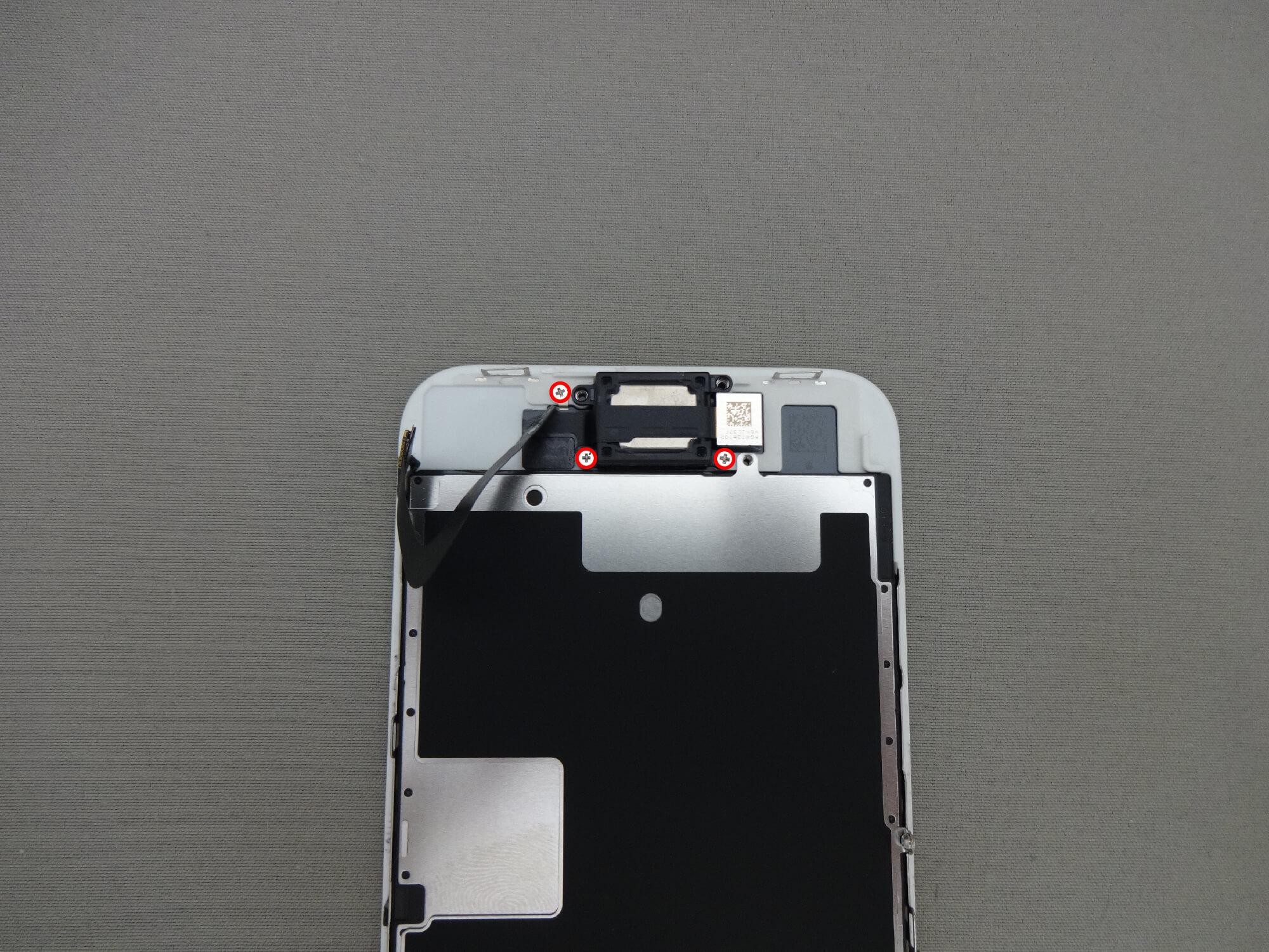 iPhone8 フロントカメラ