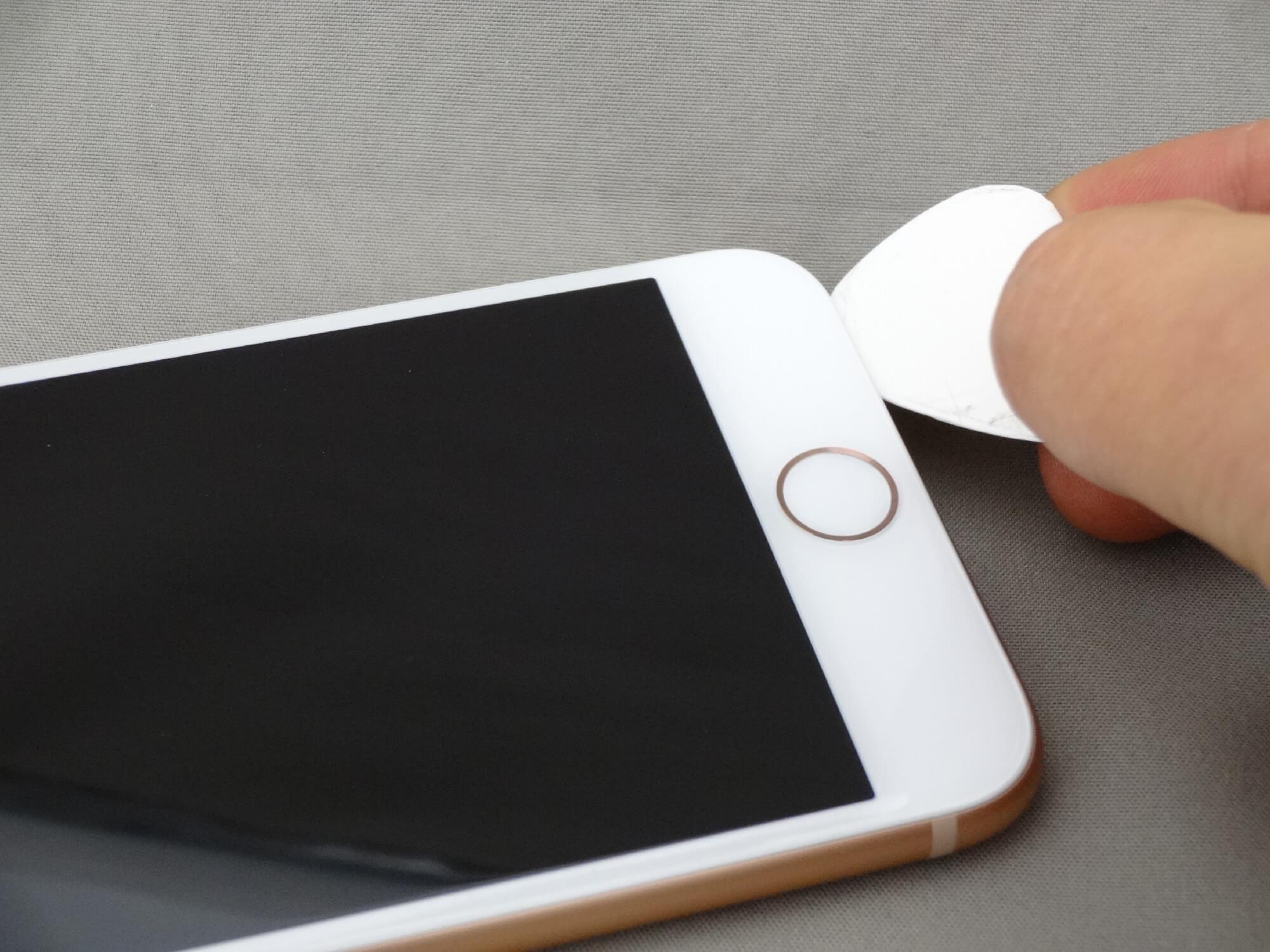 プラスチックヘラ iPhone8