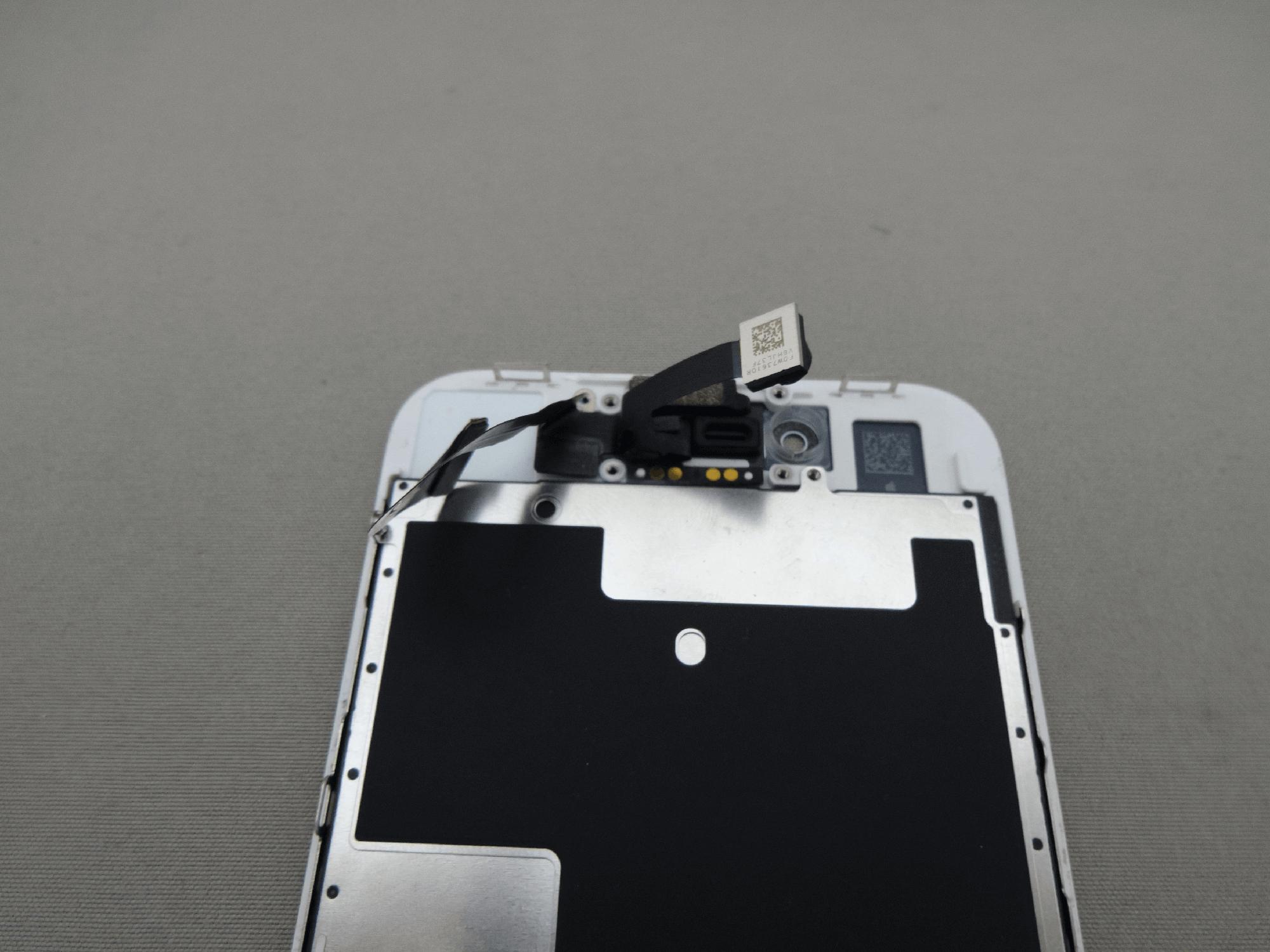 iPhone8 近接センサー