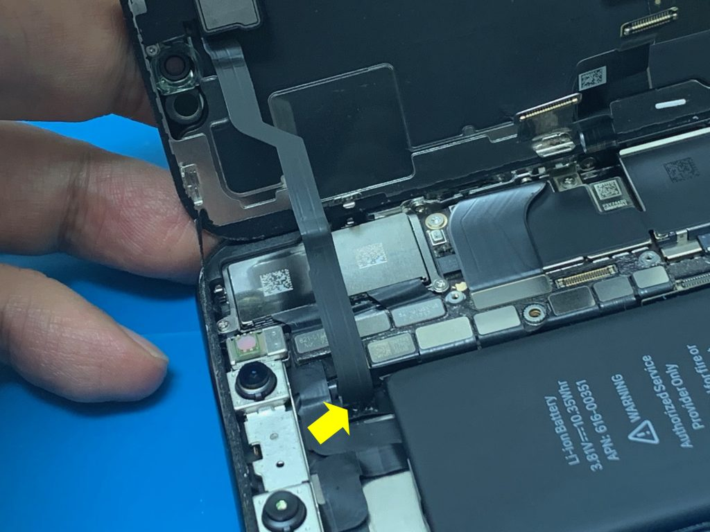 iPhoneX ケーブル