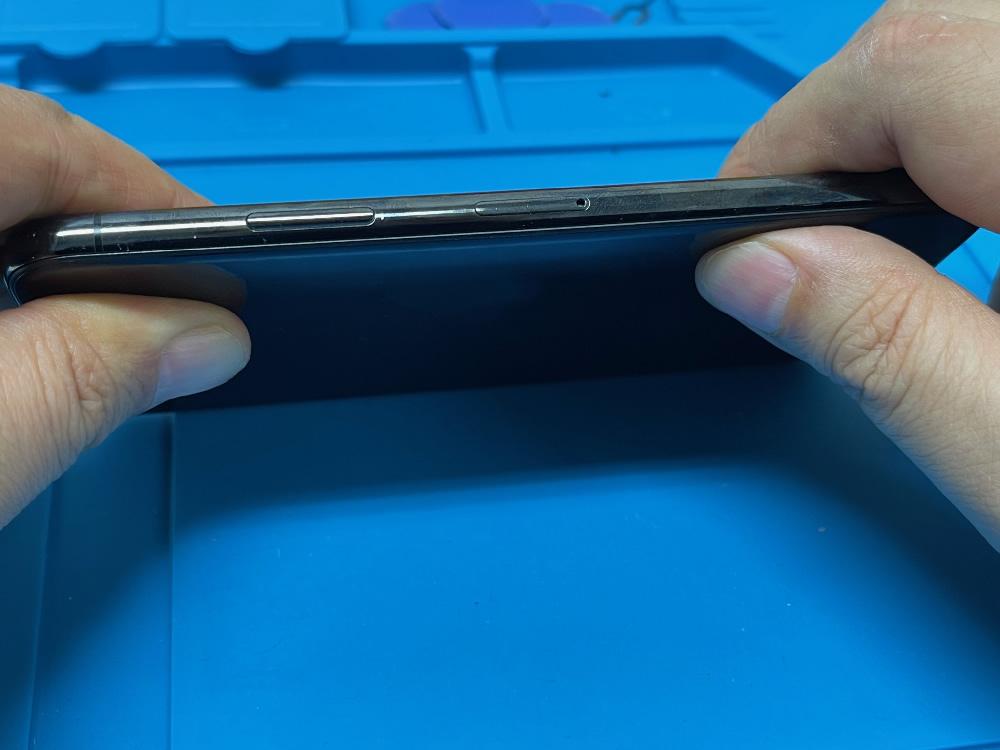 iPhoneX フロントパネル セット