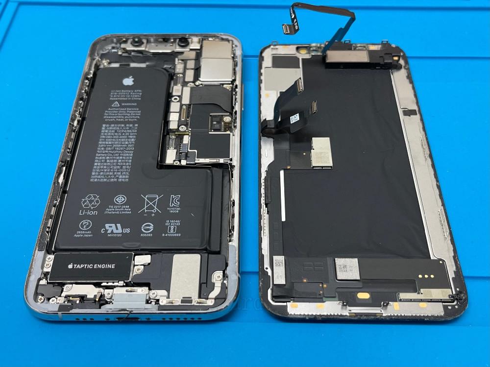 iPhoneXs 修理 基礎