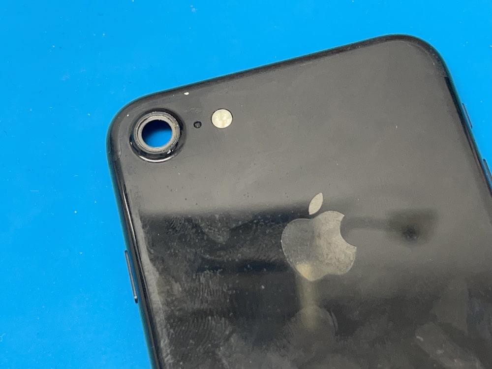 iPhone7 バックカメラレンズ 修理
