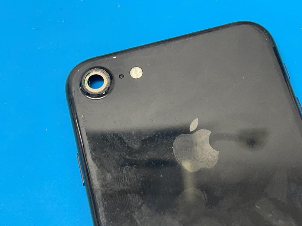 iPhone7 バックカメラレンズ テープ